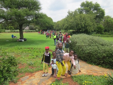 Kidz in Pretoria Botanical Garden